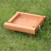Ground Feeding Bird Table