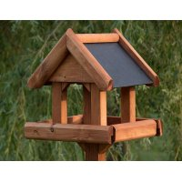 Buttermere Slate Roof Bird Table