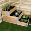 3 Tier Stackable Raised Bed