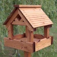 Lodge Bird Table