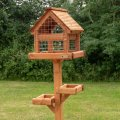 Premier Plus Full Cage Deluxe Bird Table, Bird Tables