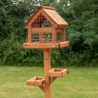 Premier Plus Full Cage Deluxe Bird Table