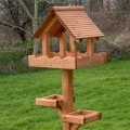 Triple Platform Bird Table, Bird Tables