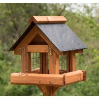 Safe Haven Bird Table